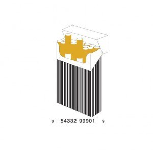 Pack of smokes barcode