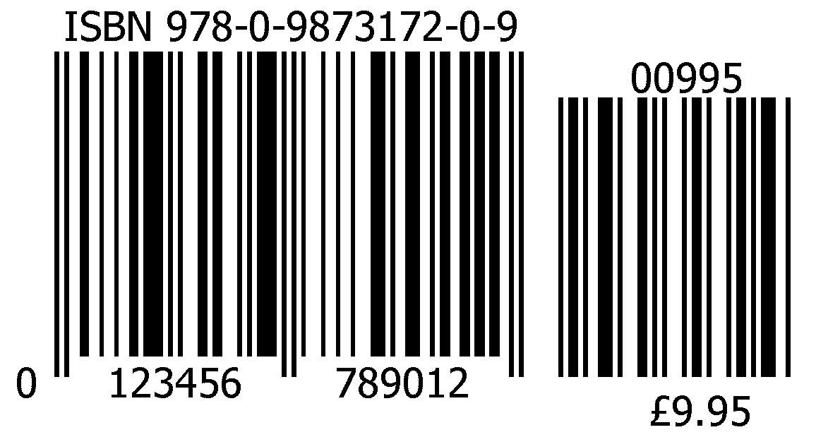 Book Cover Images Isbn : Isbn book barcodes barcode uk